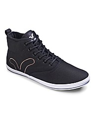 Voi Hi Top Canvas Shoes