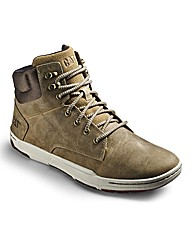 Caterpillar Casual Lace Up Hi-Tops