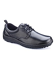 Hush Puppies Lace Up Shoes Dual Fit