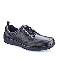 Hush Puppies Lace Up Shoes Dual Fitting