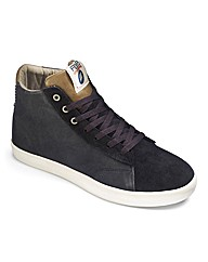 Fly 53 Lace Up Hi-Tops