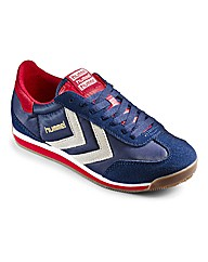Hummel Retro Running Trainers