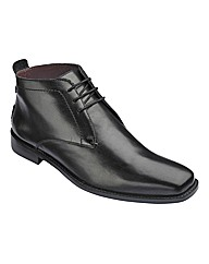Italian Classics Lace Up Boots W Fit