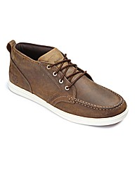 Timberland Lace Up Chukka Mid Boots