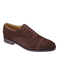 Italian Classics Mens Lace Up Shoe Wide