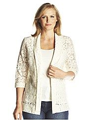 edit Lace Jacket