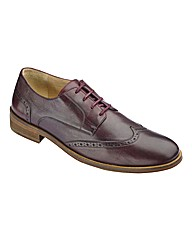 Italian Classics Lace Up Brogue Shoes