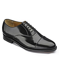 Barkers Hi Shine Plain Toe Lace Up Shoes