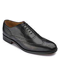 Barkers Lace Up Brogue Shoes G Fit