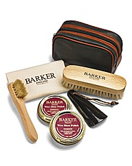 Barkers Shoe Care Idea