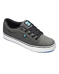 DC Shoes Lace Up Shoes