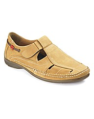 Brevitt Sandalised Shoes Wide Fit