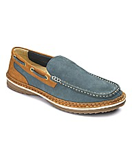 Slip On Boat Shoes By Air Cool Wide