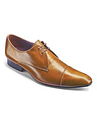 Flintoff by Jacamo Plain Toe Shoes