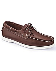 Williams & Brown Lace Boat Shoes