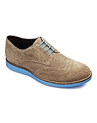 Label J Colour Pop Brogues