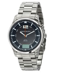 Precision Gents Radio-Controlled Watch