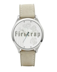 Firetrap White Strap Watch