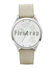 Firetrap White Strap Watch