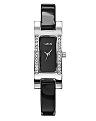 Oasis Watch & Compact Mirror Set