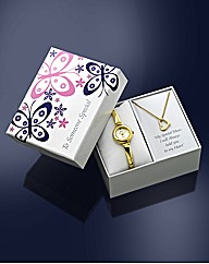 Family Sentiments Watch Gift Set