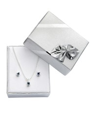 Sterling Silver Jewellery Set