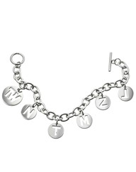 The Wanted Band Initials Bracelet