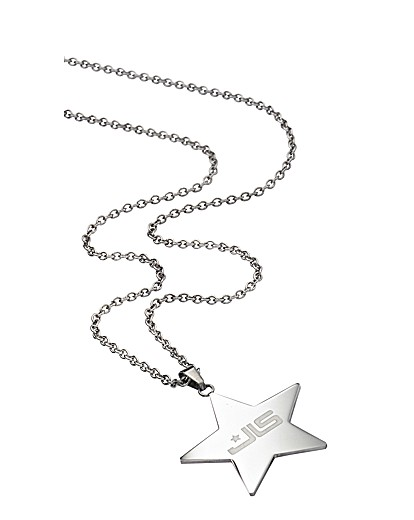 JLS Star-shaped Pendant