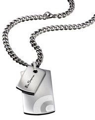 Ben Sherman Double Tag Pendant