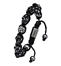 Shimla Beaded Skull Bracelet