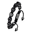 Shimla Beaded Skull Bracelet