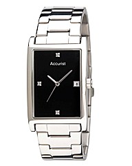 Accurist Gents Bracelet Date Watch