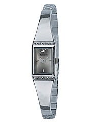 Accurist Ladies Silver-tone Watch