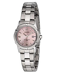 Accurist Stainless Steel Bracelet Watch