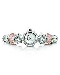 Accurist Ladies Pretty in Pink Watch