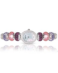 Accurist Ladies Purple Haze Watch