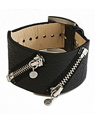 Religion Gents Cuff Zip Bracelet