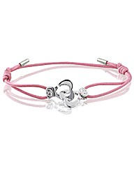 Cuffs of Love Heart-Shaped Bracelet