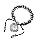Ladies Friendship Bracelet Watch