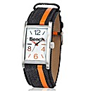 Bench Gents 2-Colour Strap Watch