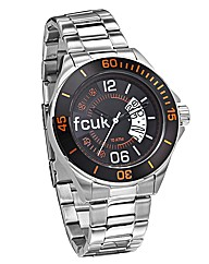 FCUK Gents Bracelet Date Watch