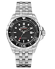 Rotary Aquaspeed Gents Bracelet Watch