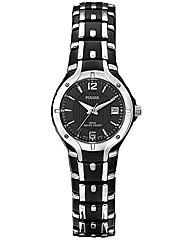Pulsar Ladies Black Bracelet Watch