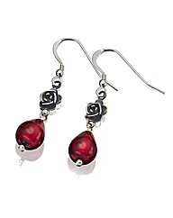 Amanti Rose Earrings
