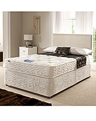 Silentnight Luxury Sprung Base Divan Dbl