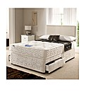Silentnight Luxury 2 Drawer King Divan