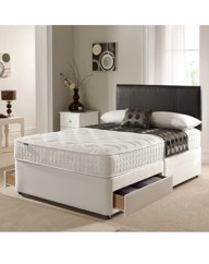 Silentnight Eco 2 Drawer Double Divan