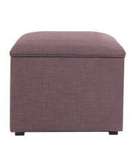 Olivia Single Ottoman