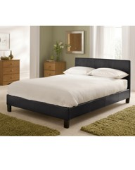 Madrid Double Bed with Memory Mattress