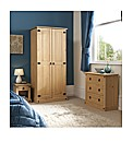 Maya Three Piece Solid Pine Package Deal